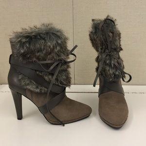 Chic Faux Fur Boots